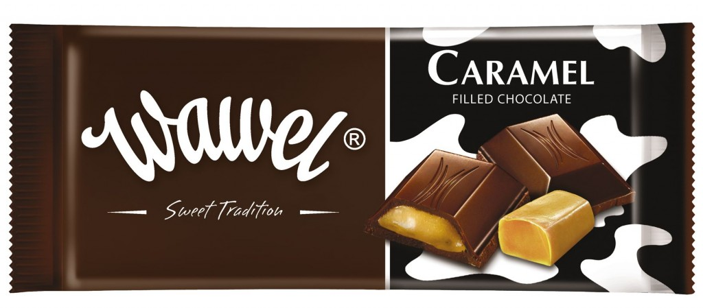 Wawel Carmel chocolate
