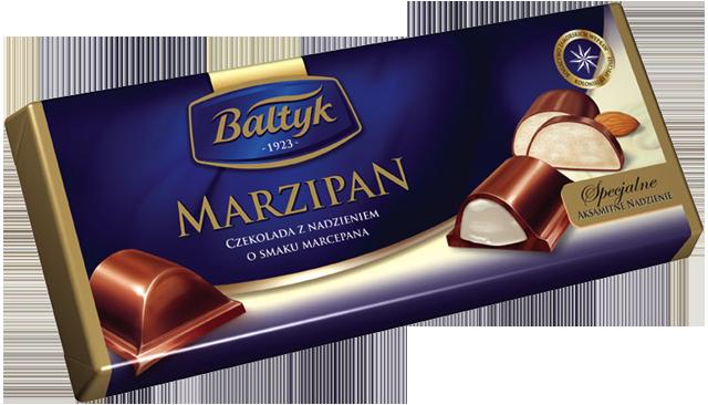 chocolate marzipan Bałtyk
