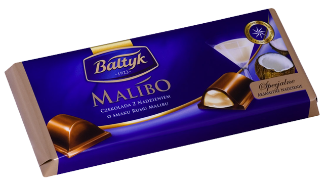 Chocolate Malibo Bałtyk
