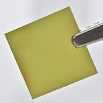 CVD graphene on conductive SiC-4H, 1 cm × 1 cm